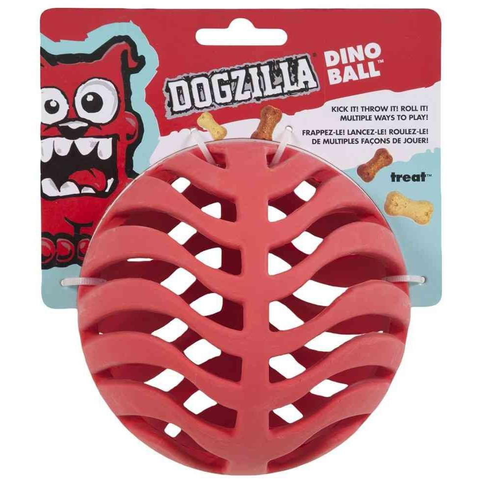 Gioco a forma di pallina Dogzilla per cani