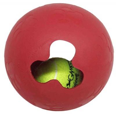 Gioco attivazione mentale Ball in Ball per cani