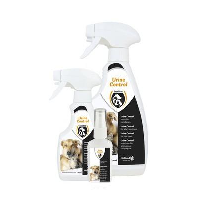 Spray Urine control. Rimuove macchie e odore. 50 ml per cani