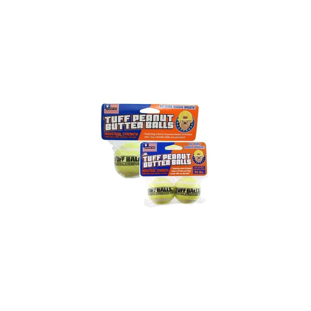 Palline aromatizzate burro di arachidi - 2pz Per Kannon Mini per cani