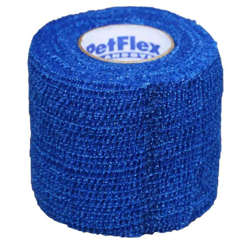 Bendaggio elastico Blu per cani