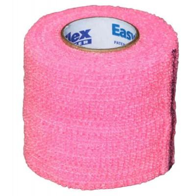 Bendaggio elastico rosa neon
