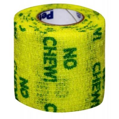 Bendaggio elastico giallo ANTIROSICCHIAMENTO