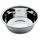 Ciotola acciaio inox ORION KC 54 - 16,3 x h 6,7 cm 0,85 L per cani