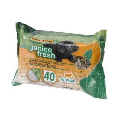Salviette igieniche GENICO FRESH DOG 40 per cani