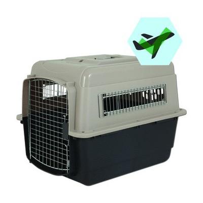 Kennel PETMAT. Trasportino omologato IATA Mis. 4 per cani
