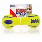 Gioco gomma KONG Air Squeaker Dumbbell per cani