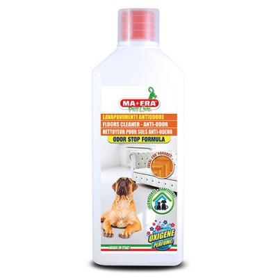 Detergente lava pavimenti ANTIODORE 1 Lt per cani