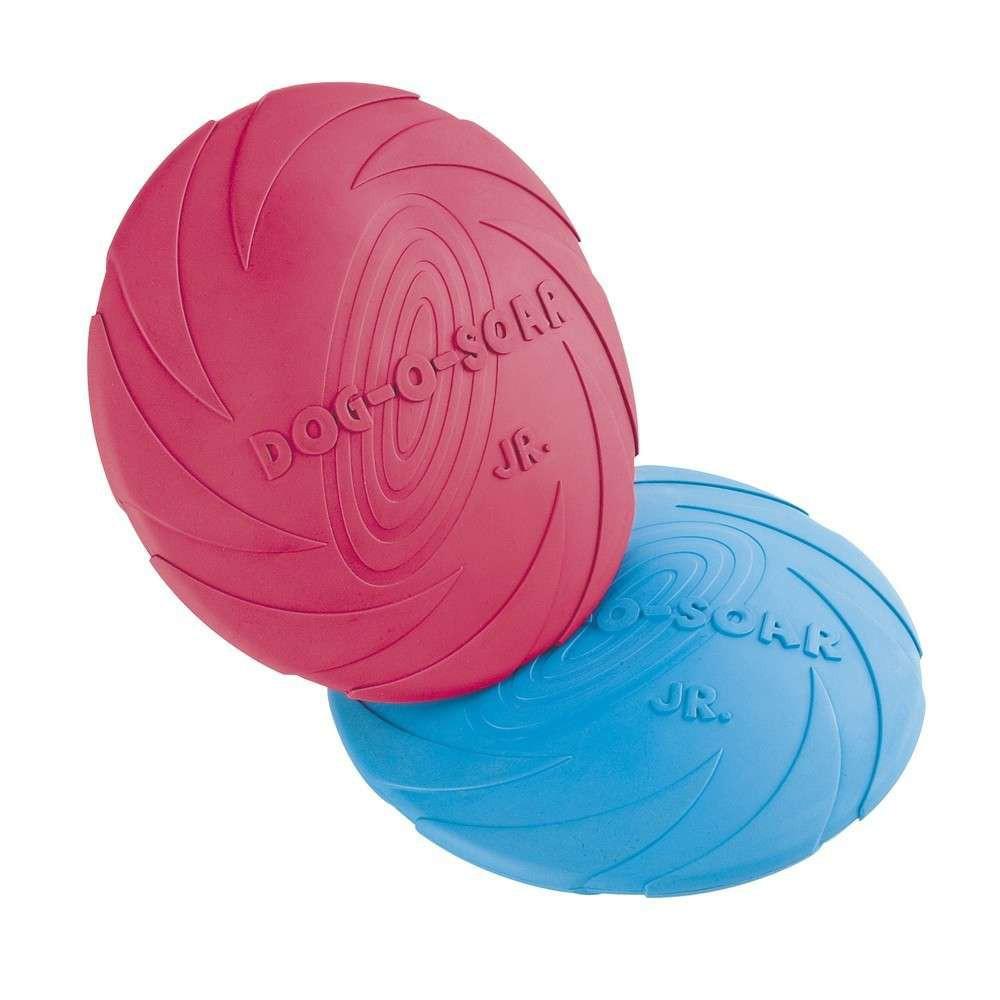 Frisbee lattice morbido colori assortiti. Diam. 17,8 cm per cani