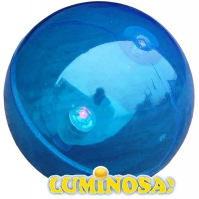 Pallina con luce Led Disco ball per cani