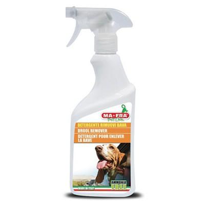 Detergente Rimuovi Bava per Vetri 500 ML per cani