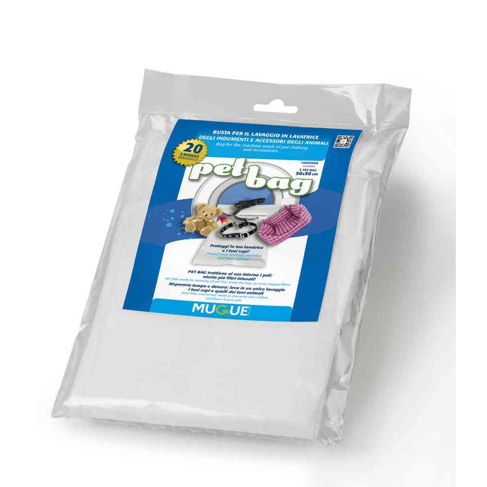 Pet Bag Busta 50x50 lavaggio lavatrice accessori/indumenti per cani