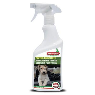 Detergente tessuti per auto 500 ML per cani