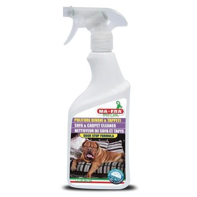 Detergente per Divani e Tappeti 500 ML per cani