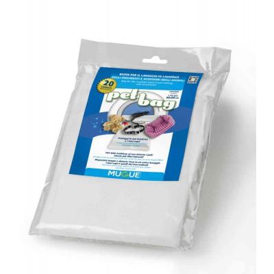 Pet Bag Busta 70x70 lavaggio lavatrice accessori/indumenti per cani