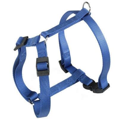 Pettorina nylon Blu per cani