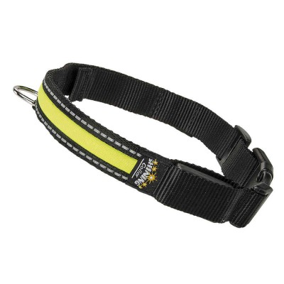 Collare nylon LED NIGHT  per cani