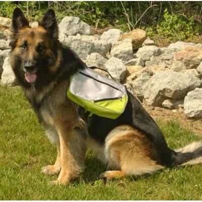 Zaino Catarifrangente Explorer adventure per cani