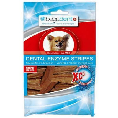 Strisce masticabili antiplacca e antitartaro BOGARDENT per cani