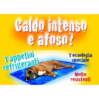 Tappetino refrigerante e rinfrescante per cani
