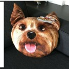 Pet Faces muso Yorkshire Terrier Cuscino  gadget cani