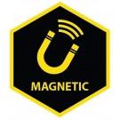 Magnete per colletto Gilet Magnet Vest addestramento cani
