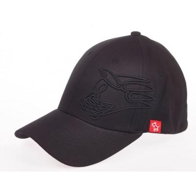 Cappellino conduttore cinofilo regolabile K9 WOLF addestramento cani