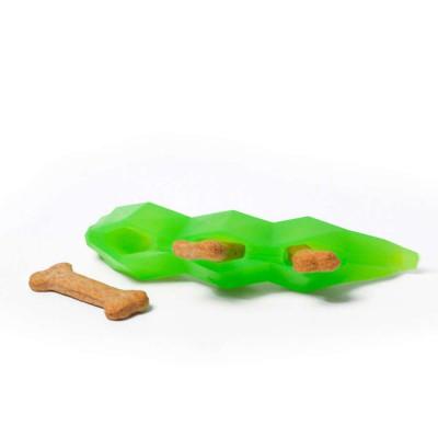 Gioco gomma rimbalzante a forma di Pisello per cani
