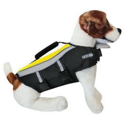 Giubbotto Salvataggio Mariner Life Jacket Giallo per cani