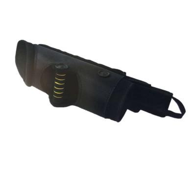 manica protezione Con cover gialla in cotone sintetico per cani