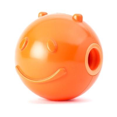 Gioco attivazione mentale Nebo Ball S Arancione per cani