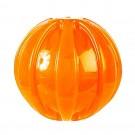 Pallina JW Squeaky Ball con squeaker diam. 7,5 cm.  per cani