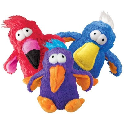 Peluche KONG DODO colori assortiti Medium per cani