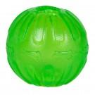 Pallina Morbida colore VERDE Diam. 70 mm per cani