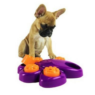 Gioco attivazione mentale Mini Paw Hide Puzzle per cani