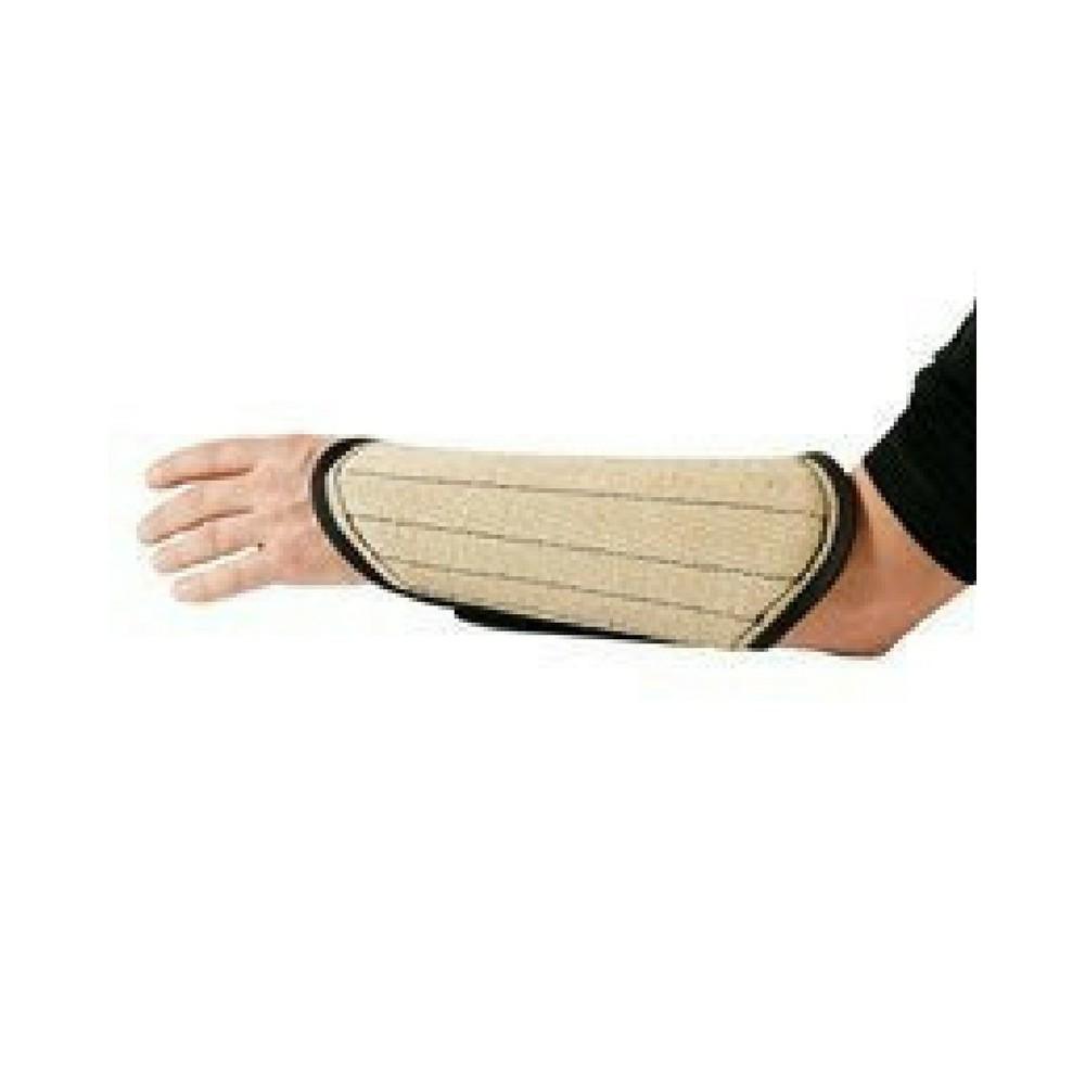Protezione braccio In juta con imbottitura addestramento cani