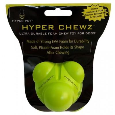 Pallina gomma Hyper Chewz Bumpy Verde