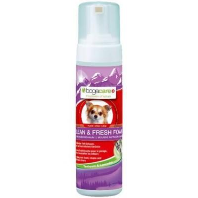 Schiuma per pulizia cane a secco Clean&Fresh Foam 150 ml per cani