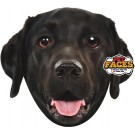 Pet Faces muso Labrador Retriever Cuscino  gadget cani