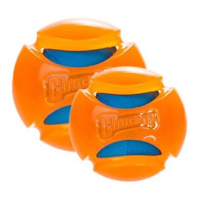 Pallina galleggiante CHUCK-IT Hydro Squeeze per cani