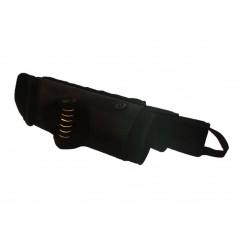manica protezione corta completa con cover in Juta per cani