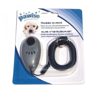 Clicker con laccio per polso per cani