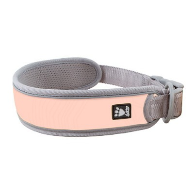 Collare Nylon Adventure Rosa Antico HURTTA per cani