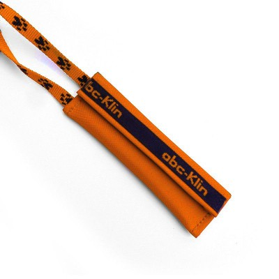 Tug Tasca cordura resistente Arancione per cani
