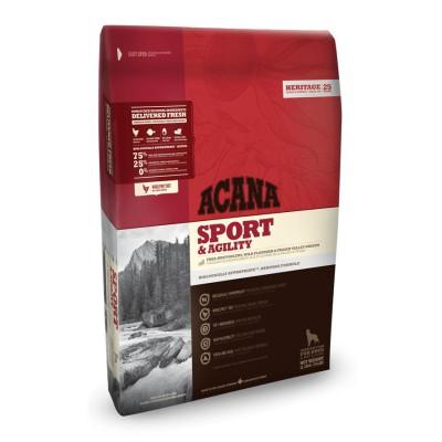 Alimento Completo Acana Sport & Agility 11,4 kg per cani