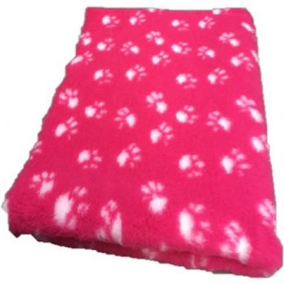 Vet Bed tappeto antiscivolo Fucsia per cani