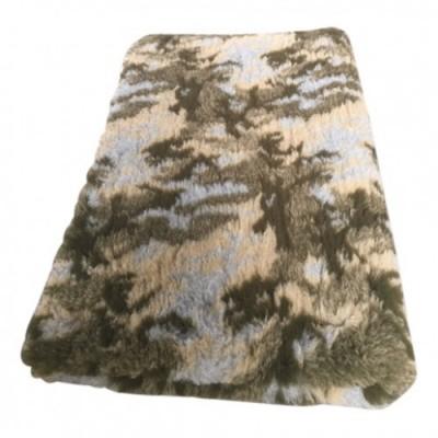 Vet Bed tappeto antiscivolo Militare per cani