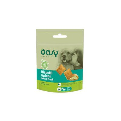 Snack OASY biscotti DENTAL FRESH 70 gr.