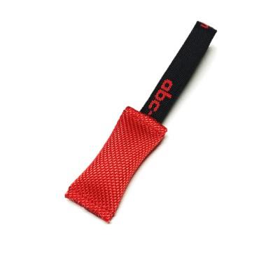 Salamotto Tug Galleggiante 4 x 9 cm. Rosso per cani