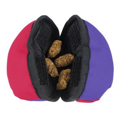 Pallina porta snack TUG-E-NUGG 11 cm. per cani